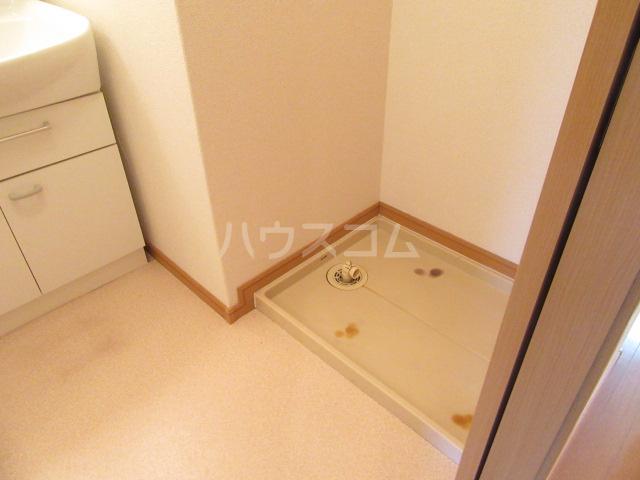 ヴィクトワール 02010号室の洗面所