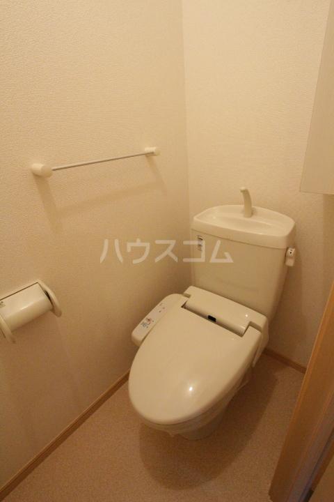 メゾン永和 202号室のトイレ
