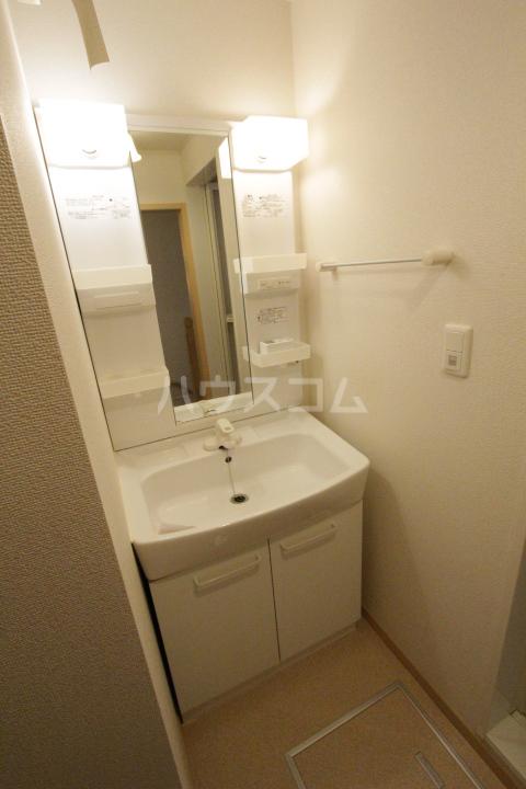 メゾン永和 202号室の洗面所