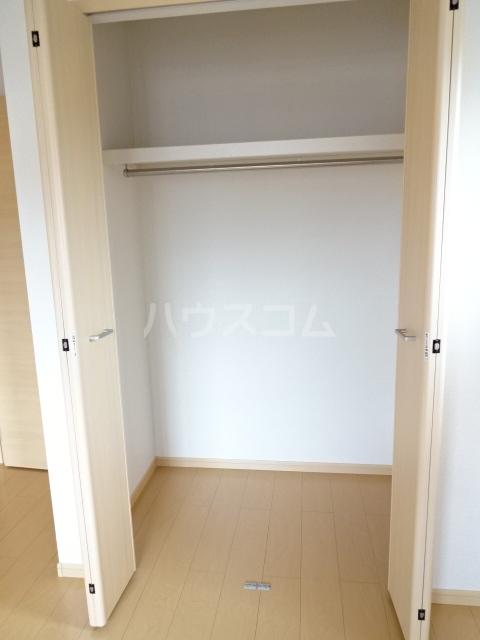 グレイス スクエアー 201号室の収納