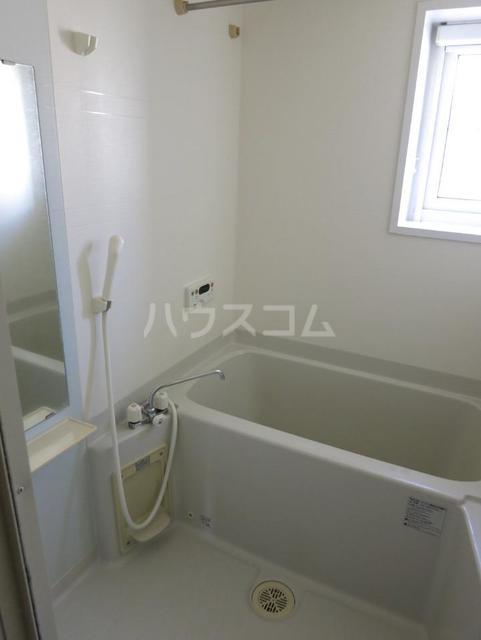 サンパティーク B 201号室の風呂
