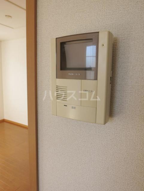 サンパティーク B 201号室のセキュリティ