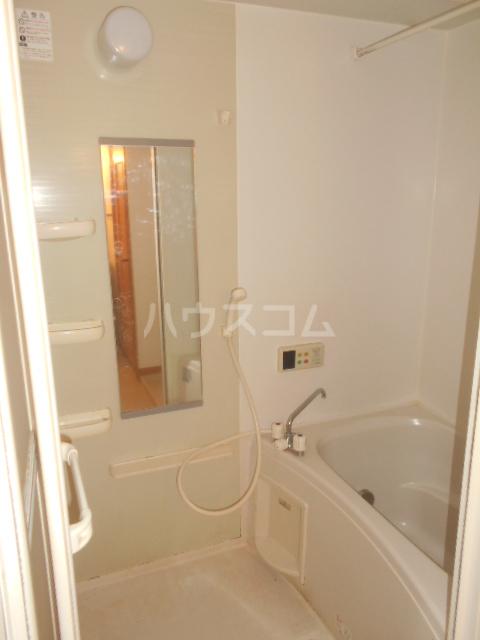 プラシードA 201号室の風呂