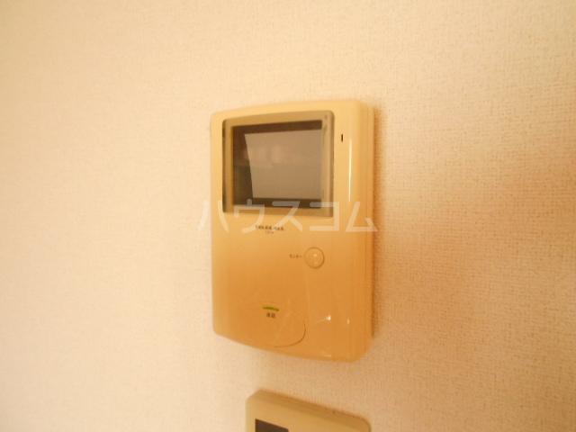 プラシードA 201号室のセキュリティ
