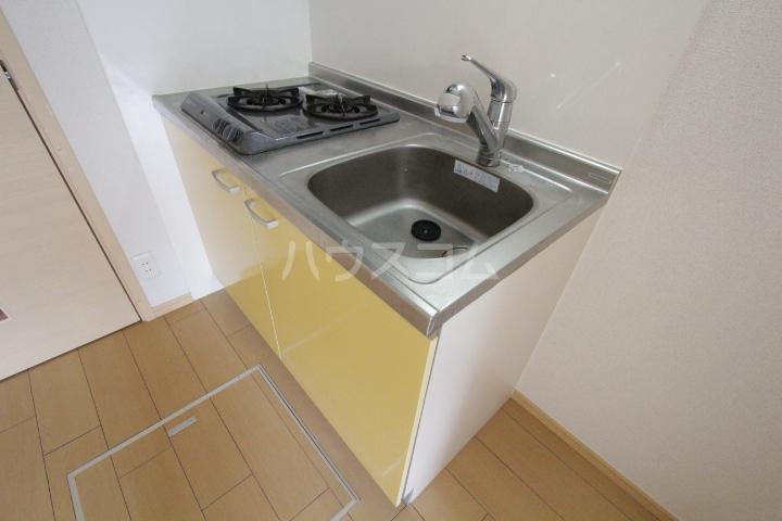 メゾン ド アウローラ 304号室のキッチン