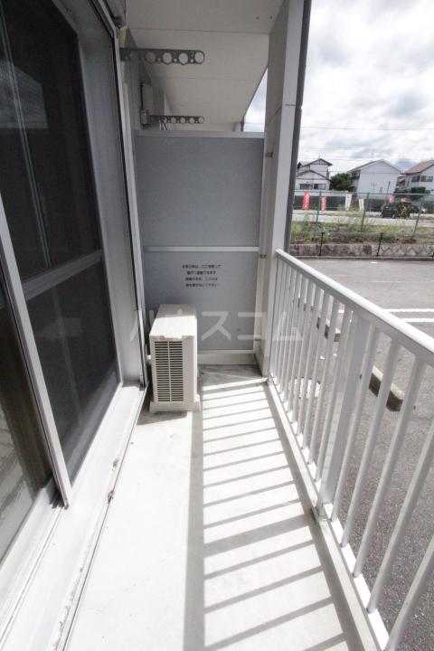 メゾン ド アウローラ 304号室のバルコニー