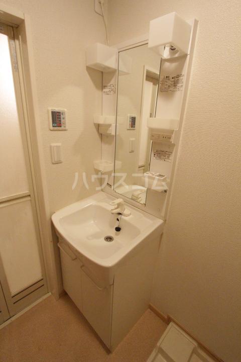 メゾン ド アウローラ 304号室の洗面所