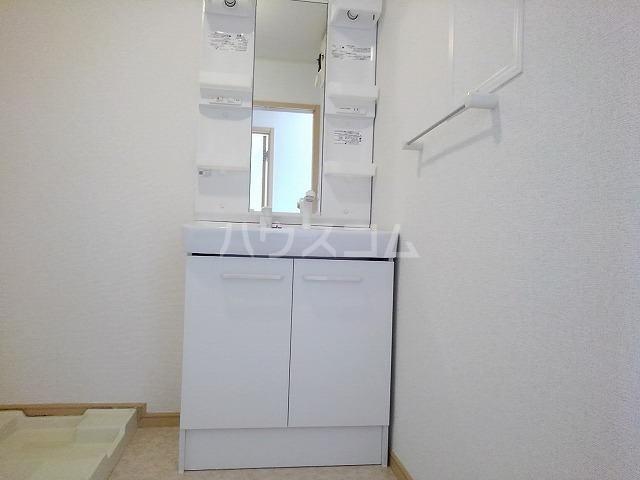 グリーン ヒルズ 202号室の洗面所