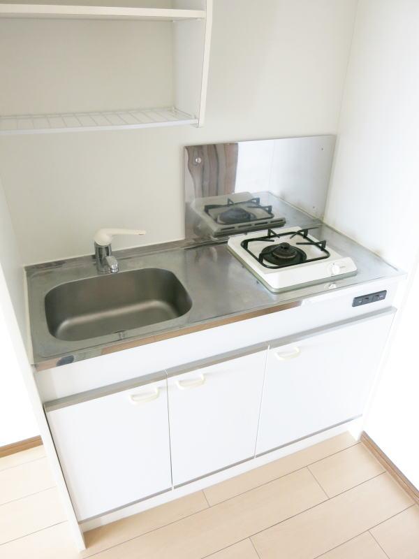 シャルマン21 502号室のキッチン