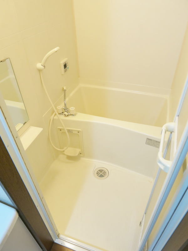 シャルマン21 502号室の風呂