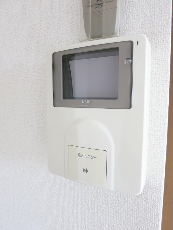 シャルマン21 502号室のセキュリティ