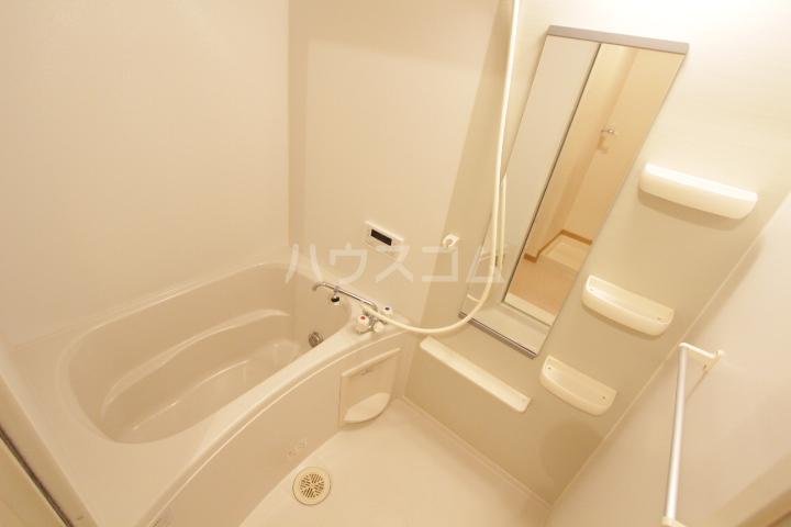プラムポット 202号室の風呂