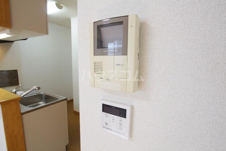 プラムポット 202号室のセキュリティ