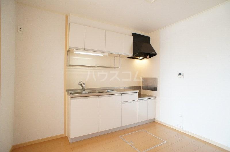 アルデンヌB 01040号室のキッチン