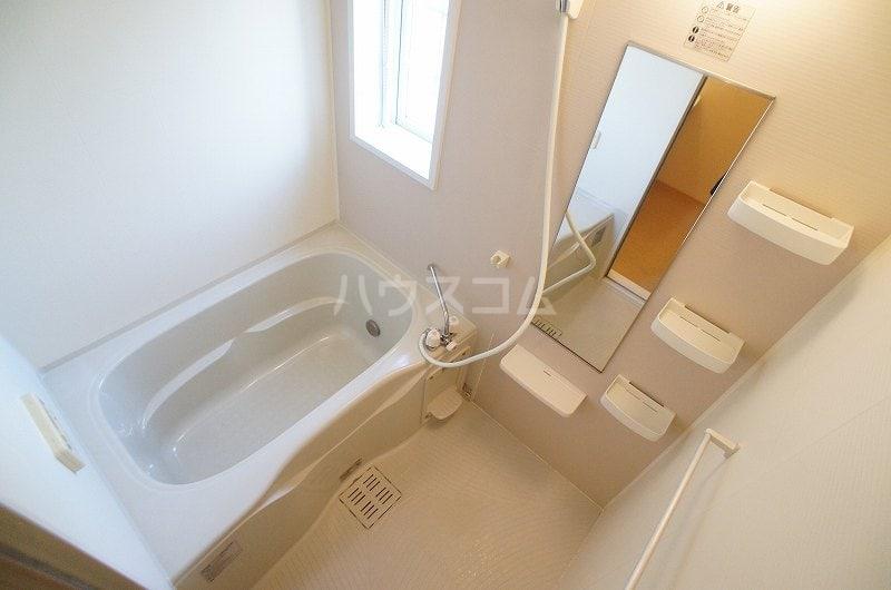 アルデンヌB 01040号室の風呂