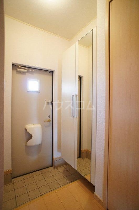 アルデンヌB 01040号室の玄関