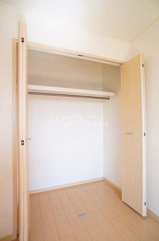 アルデンヌB 01040号室の収納
