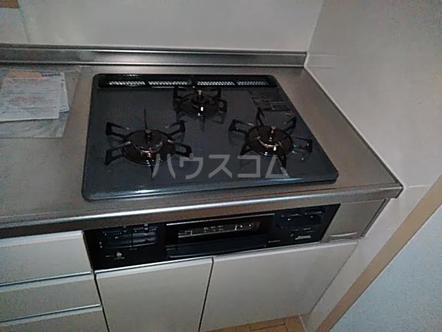 ソーレ セレーノ 201号室のキッチン
