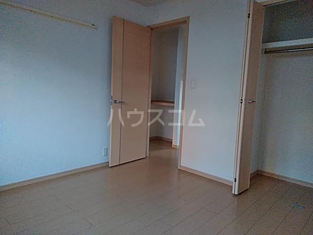 ソーレ セレーノ 201号室のベッドルーム