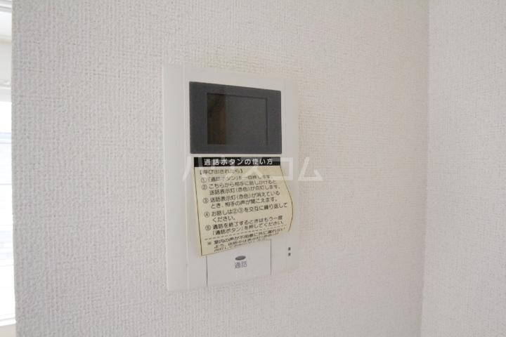 ミリオンベルB 202号室のセキュリティ