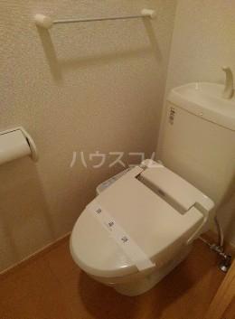 クラッシィ 04040号室のトイレ