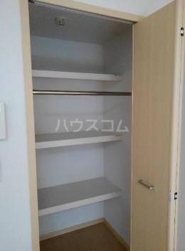 クラッシィ 04040号室の収納