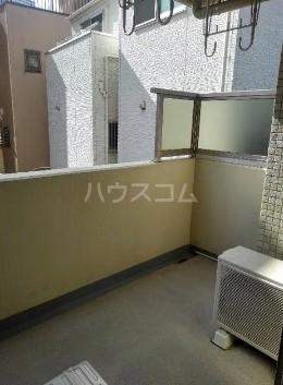 クラッシィ 04040号室のバルコニー