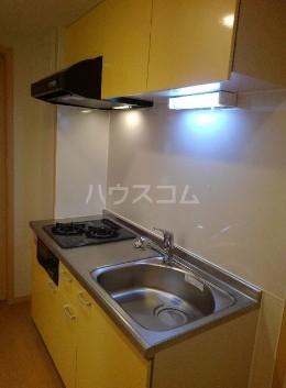 クラッシィ 04040号室のキッチン