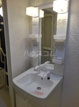 クラッシィ 04040号室の洗面所