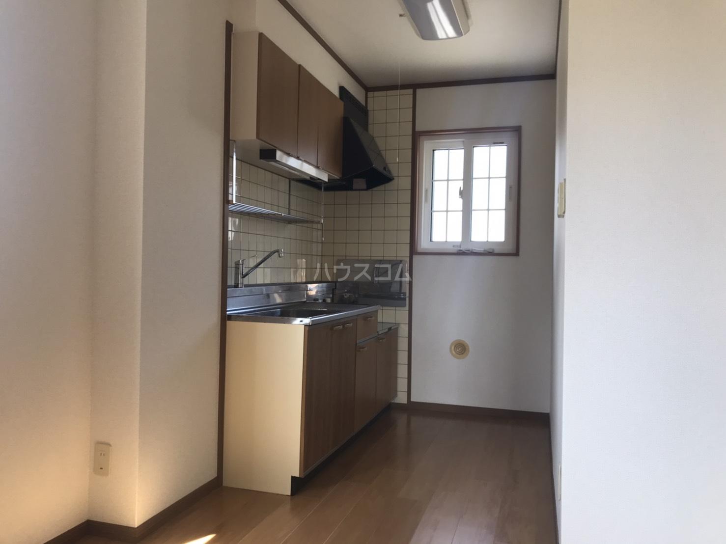 アビタシオン郷前 201号室のキッチン