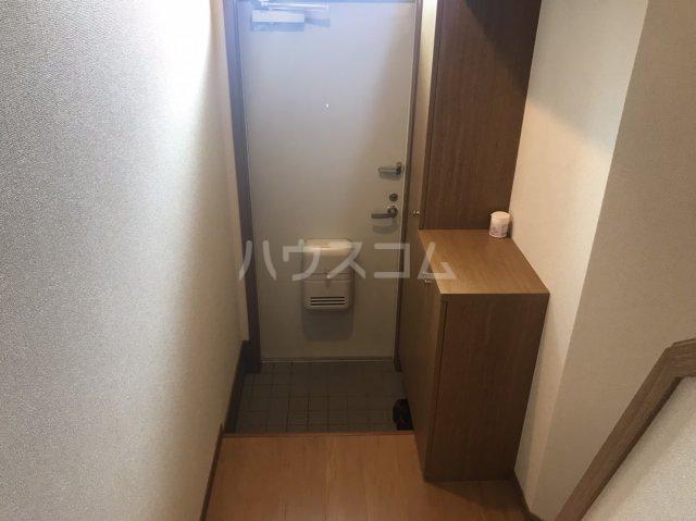 アビタシオン郷前 201号室の玄関