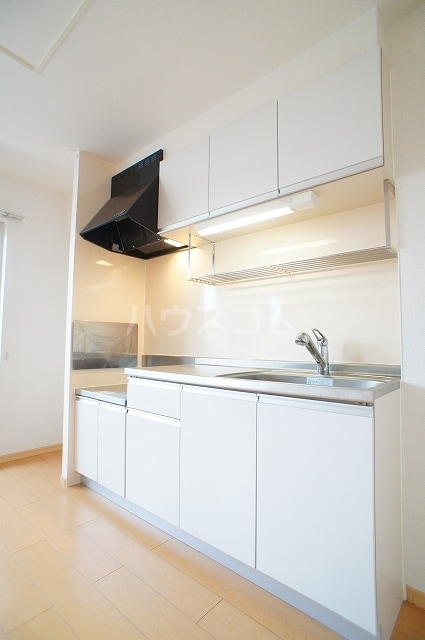 サン・クローネ チヨダB 02040号室のキッチン