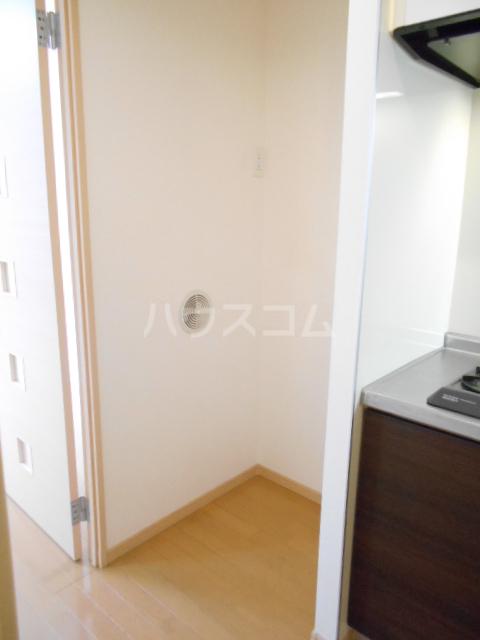 Cruzo BB 201号室のキッチン