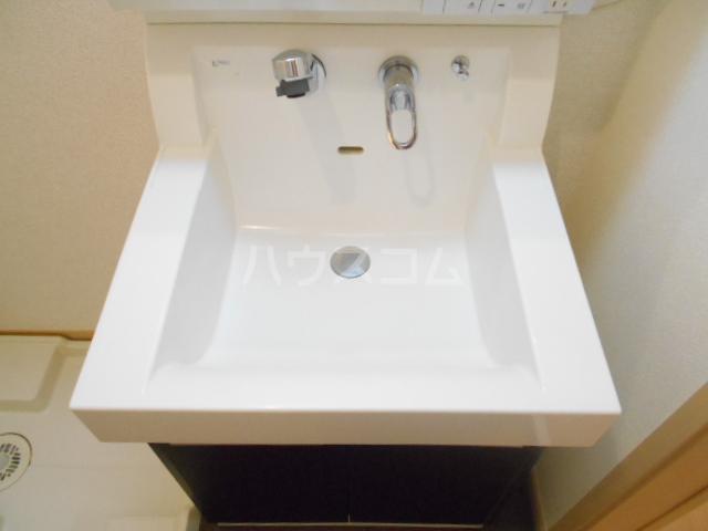 Cruzo BB 201号室の洗面所