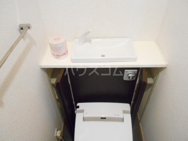 Cruzo BB 201号室のトイレ