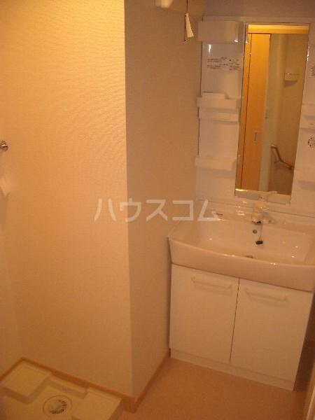 ハーヴェストⅡ 202号室の洗面所