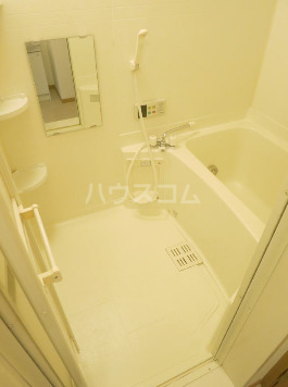 アルカンシエルⅠ 201号室の風呂