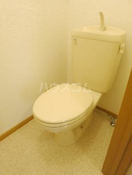 アルカンシエルⅠ 201号室のトイレ
