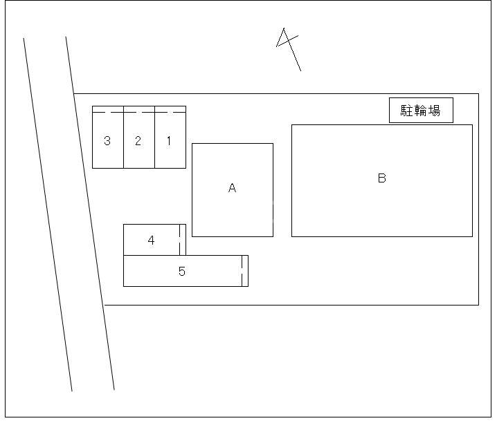 アンセートル城屋敷 B 102号室のその他