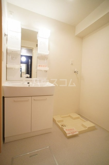 メゾンシュクレ Ⅰ(アン) 204号室の洗面所