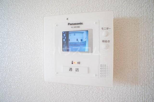 メゾンシュクレ Ⅰ(アン) 204号室のセキュリティ
