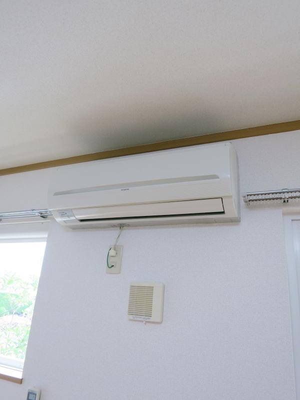 クレストール永吉 105号室の設備