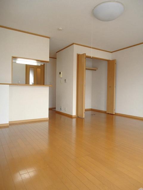 クレストール永吉 105号室のベッドルーム