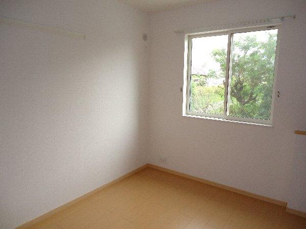 フーガ宮司浜 A 02030号室のベッドルーム