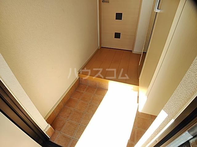 セイバリー Ⅰ 101号室の玄関