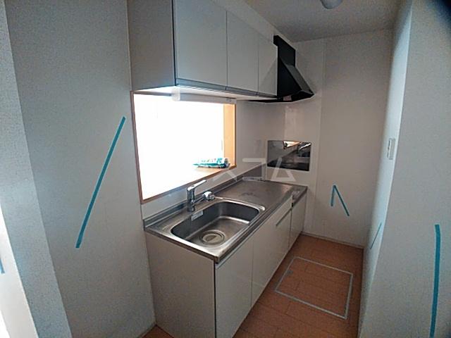 セイバリー Ⅰ 101号室のキッチン