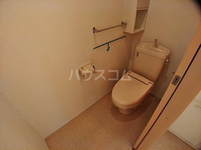 セイバリー Ⅰ 101号室のトイレ
