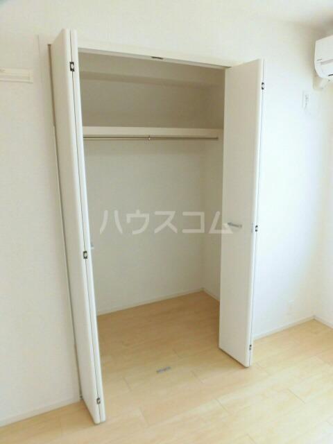 メゾンミニョン 301号室の収納