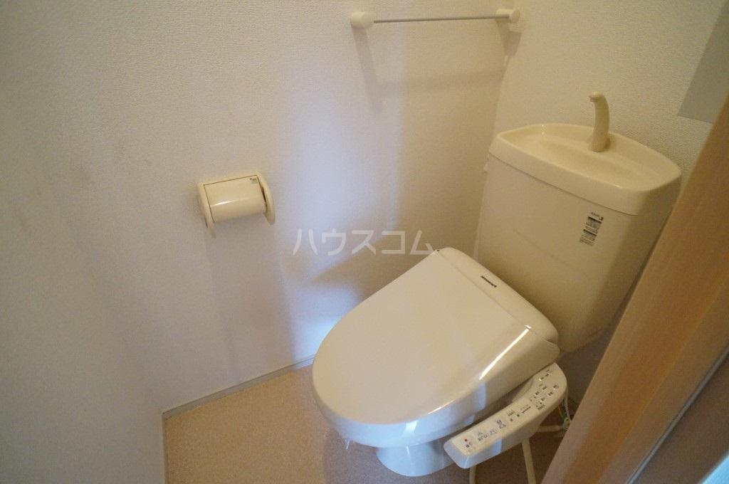HAGA SIN-EIⅡ 02010号室のトイレ