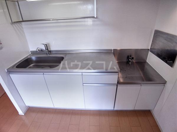 ソンレイルS 207号室のキッチン